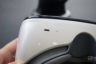 Разъем под зарядное в Huawei VR