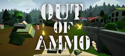 out of ammo logo