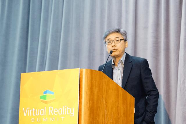 Вице-президент Samsung о шлеме дополненной реальности Samsung