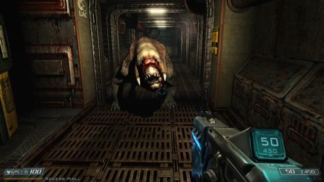 Doom 3 BFG VR HTC Vive