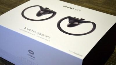 Oculus Rift Unboxing 3