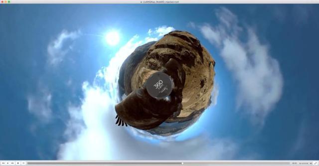 vlc vr 360 video