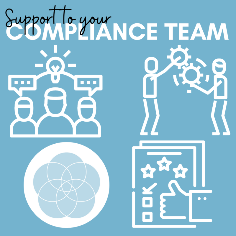 Support your compliance team
