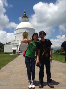Pagoda Perdamaian Dunia
