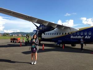 Budha Air!