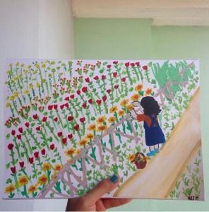 Alila dan Kebun Bunga