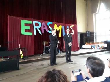 Erasmus+ projekt, Poola.