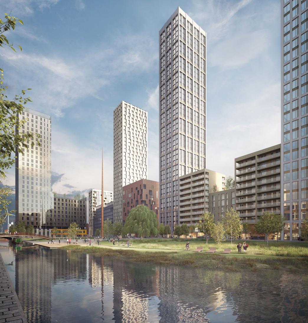 Liverpool Waters Virtual Planit