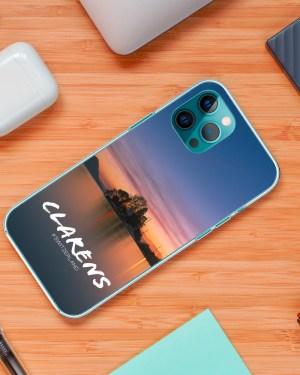 Iphone-bureau sunset-clarens