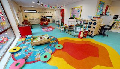 Forge Fach Nursery 3D Model