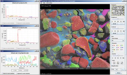 Virtual Electron Microscope!