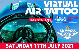 Virtual Air Tattoo 2021