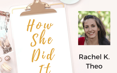 Featured Member- RACHEL K THEO