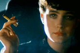 blade-runner-rachel-smoking