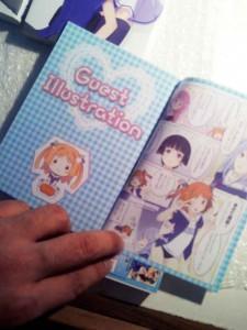Booklet Vol. 5  Oreshura abierto