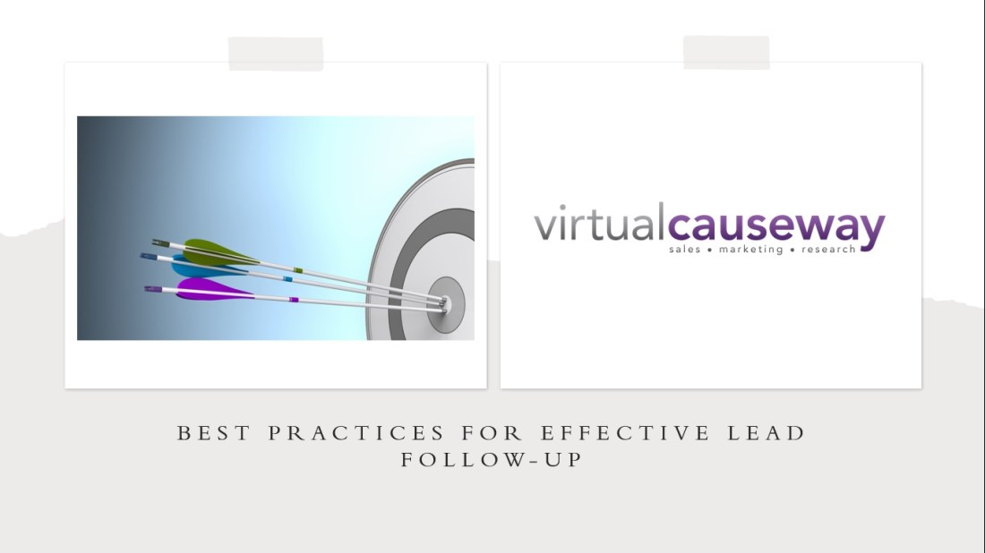 Best Practices for Effective Lead Follow-up