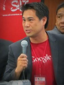 Michael de la Cruz, International Head of Education en Google