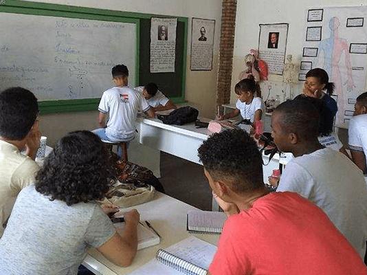 Salas temáticas na Bahia
