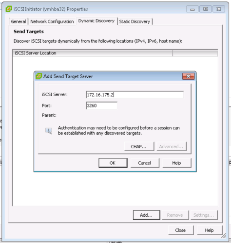 iSCSI-Dynamic-Discovery