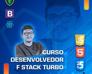 curso desenvolvedor full Stack turbo é bom vale a pena e funciona. Confira a nota de avaliação.