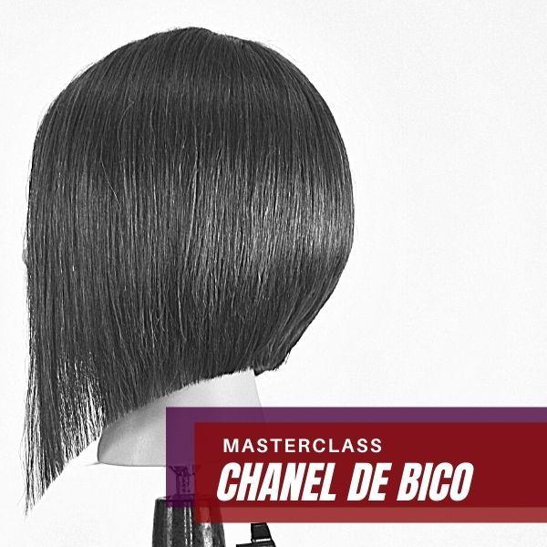 Curso Especialização em Chanel de Bico - Do Clássico às suas Variações Gil Novais