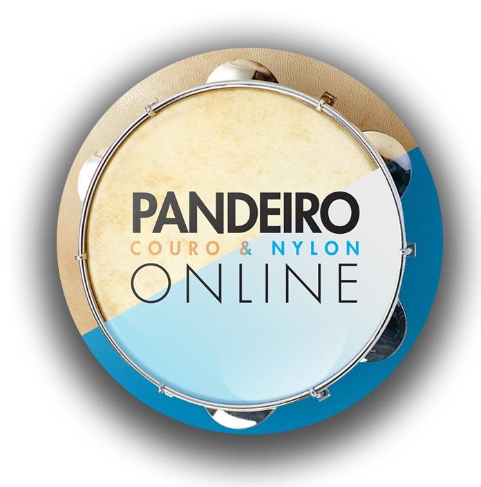 """Curso """"Pandeiro Online"""" por Aprendendo Percussão"""