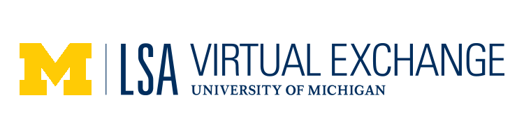 Logo for University of Michigan Virtual Exchange Initiative