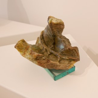 Sculpture by Deborah Arnold, Installation View at Sivarulrasa Gallery in Almonte, Ontario