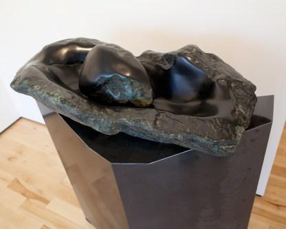 Sculpture by Deborah Arnold, Installation View at Sivarulrasa Gallery in Almonte, Ontario