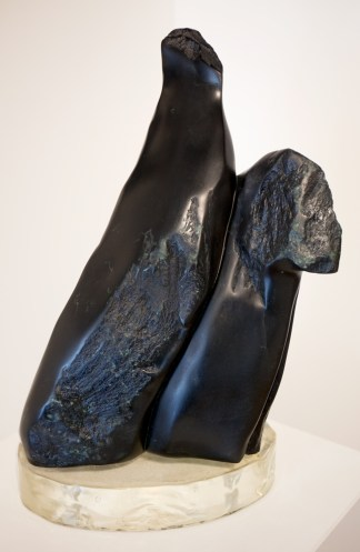 Sculpture by Deborah Arnold at Sivarulrasa Gallery