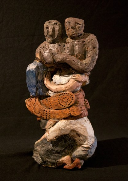 Sculpture by Susan Low-Beer at Sivarulrasa Gallery