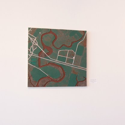 Works by Eric Walker, Installation View at Sivarulrasa Gallery