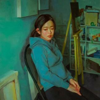 Paintings by Caroline Ji available at Sivarulrasa Gallery