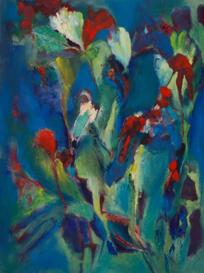 Paintings by Gayle Kells available at Sivarulrasa Gallery