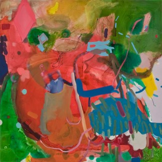 Paintings by Mirana Zuger available at Sivarulrasa Gallery