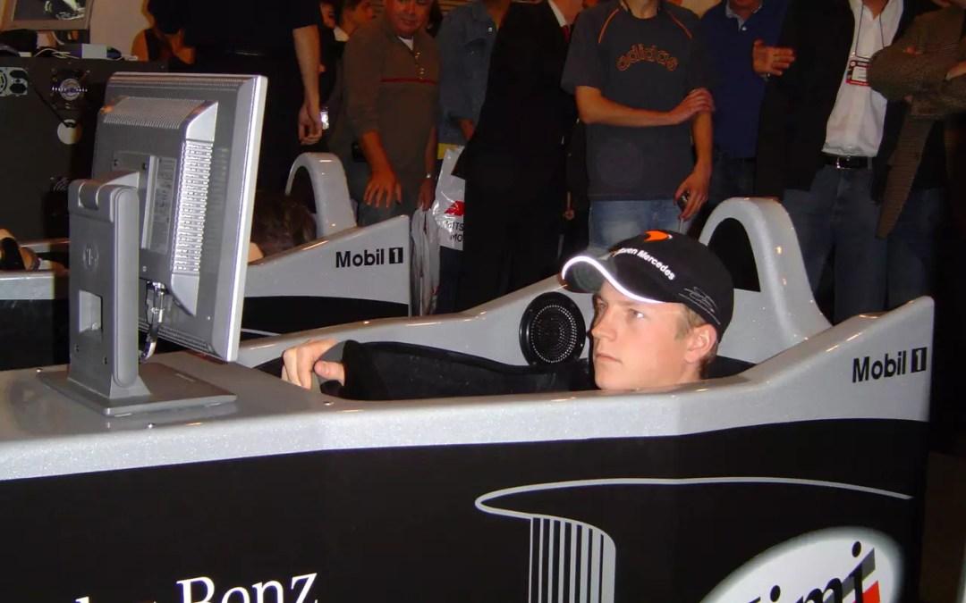 Parabéns Kimi Raikkonen