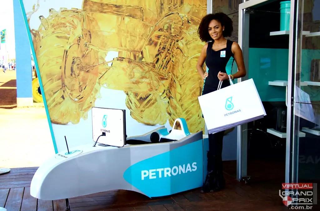 Simulador F1 Petronas | AgriShow Ribeirão Preto