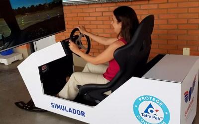 Simulador Flex @ SIPAT Tetra Pak