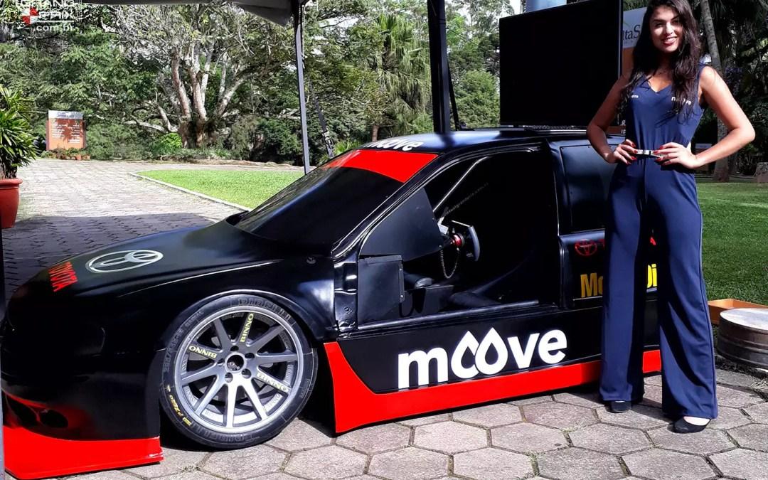 Simulador Stock-Car Moove @ Skill Contest