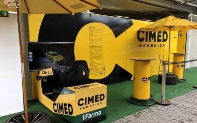Simulador CIMED @ Stock-Car / Autódromo de Interlagos
