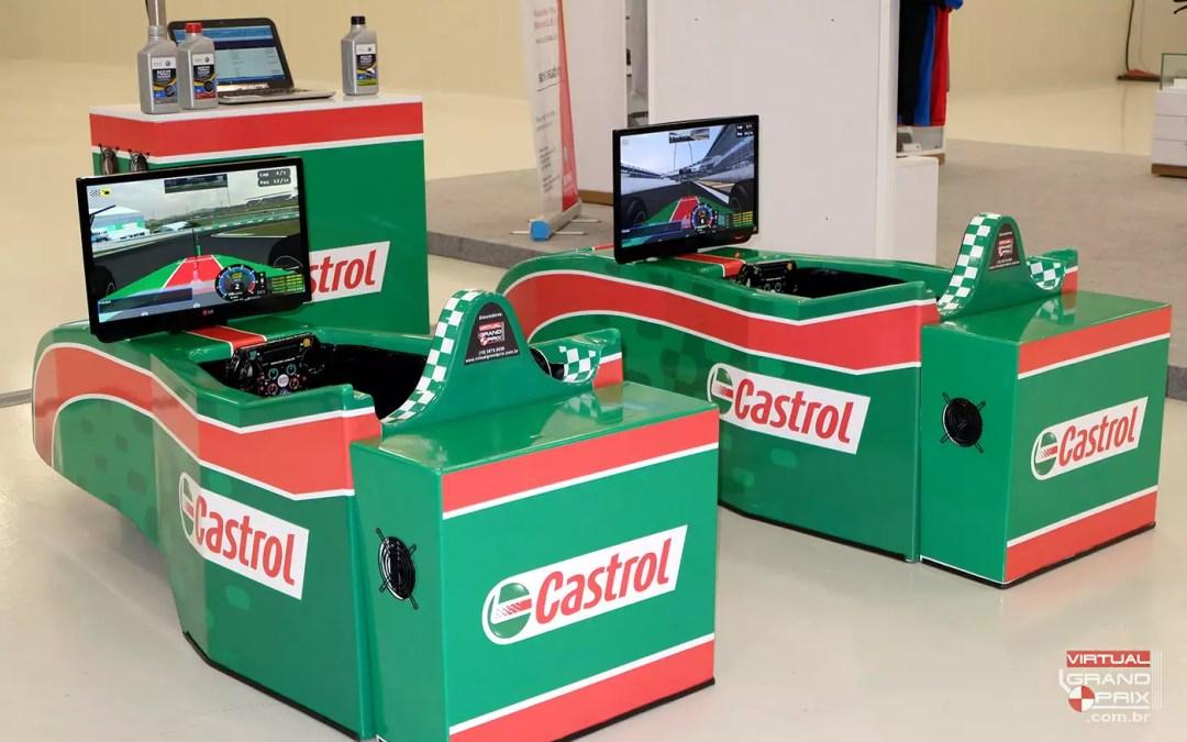 Simuladores F1 Castrol @ Pós Vendas Experience VW