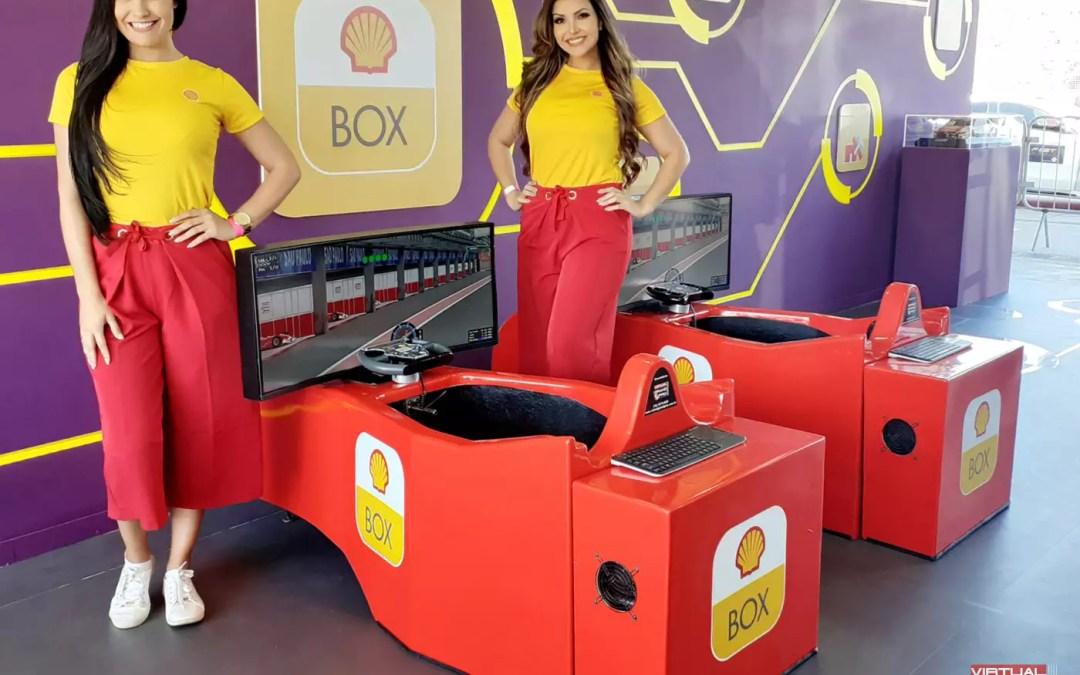Simuladores F1 Shell @ FAST – Acelerados