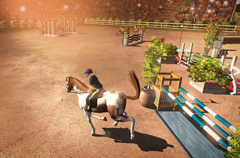 Riding Club Championship Horse Game For Facebook Users ReviewHorse Games