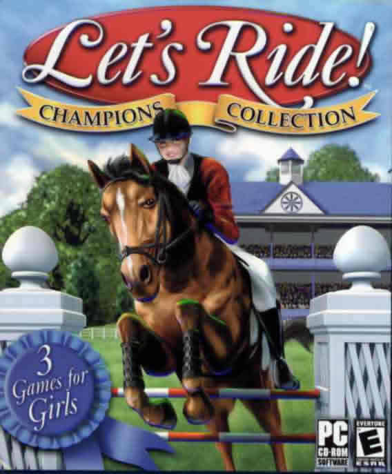 Lets Ride Champions Collection Horse Game For PC