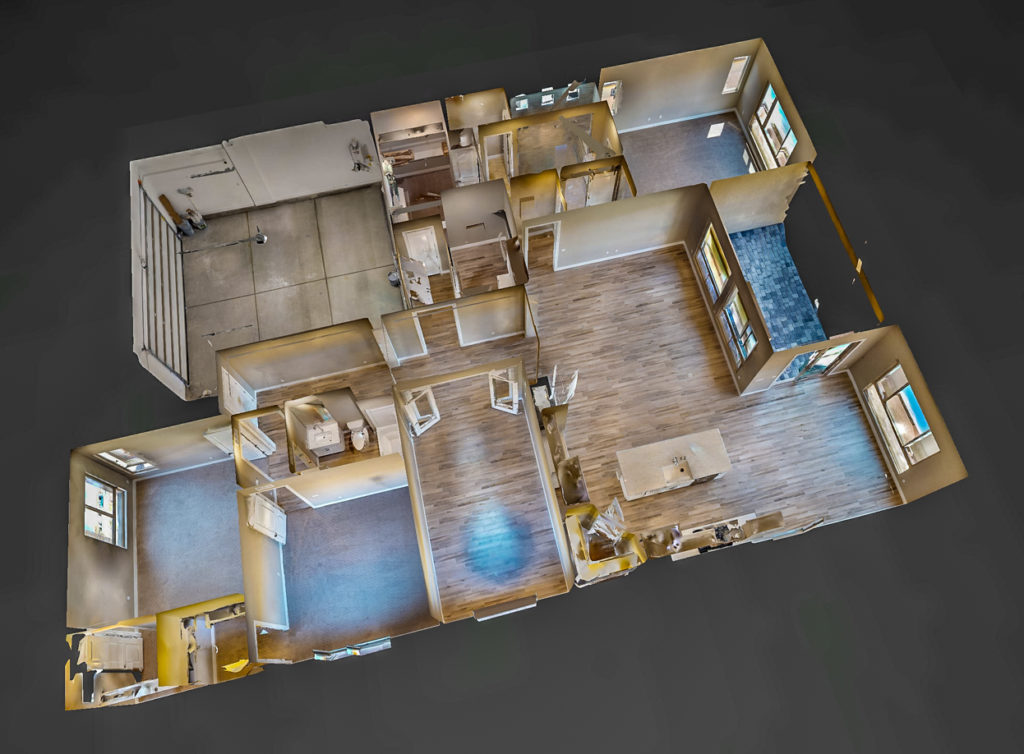 Stella Model 3D Virtual Interactive Tours Matterport Las