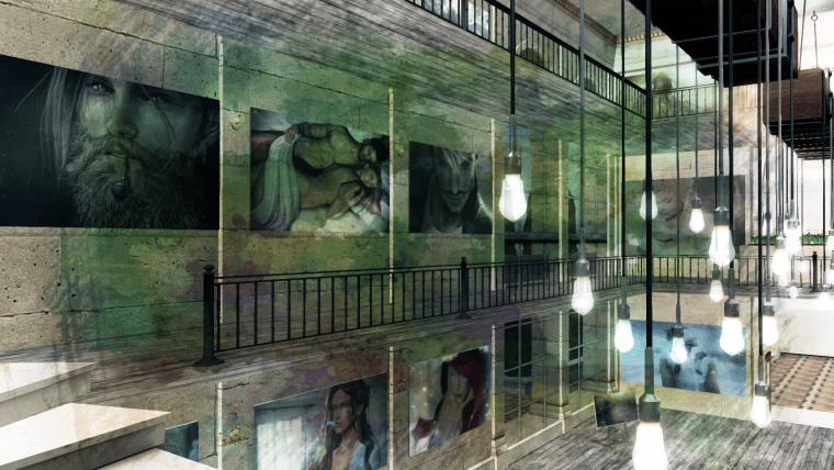 Skip Staheli_Paris Metro in Second Life®