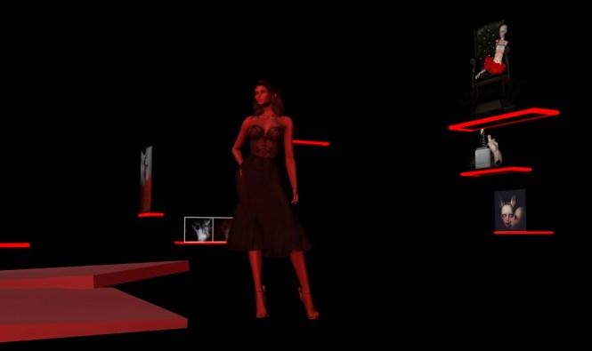 Dolloureux By Nevereux @Daphne in Second Life®