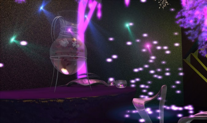 GBTH Project in Second Life
