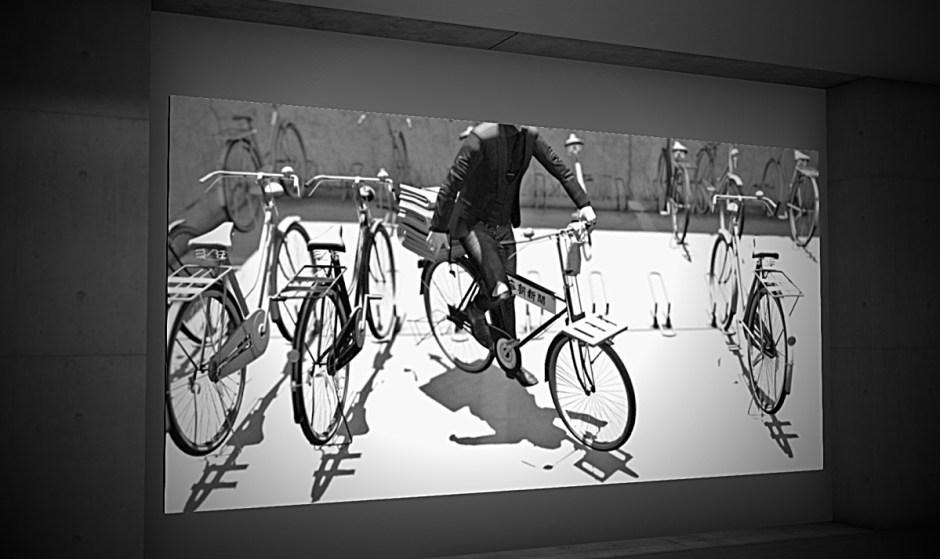 BICYCLE EXHIBITION @ DiXmiX Gallery