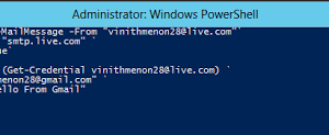 Setting Default Parameters using $PSDefaultParameterValues in PowerShell V3